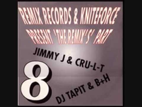 CRU-L-T  -  THE LA LA SONG (JIMMY J & CRU-L-T REMIX)