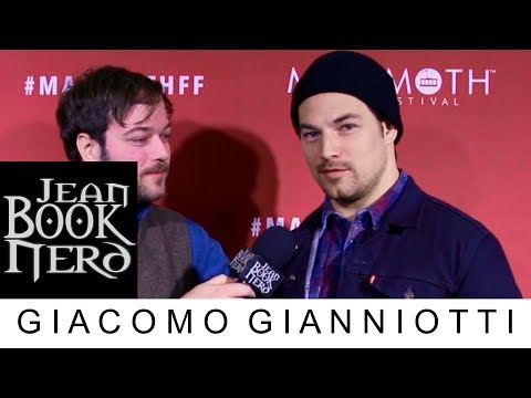 Giacomo Gianniotti Interview - ACQUAINTED - Mammoth Film Festival 2019 - JeanBookNerd