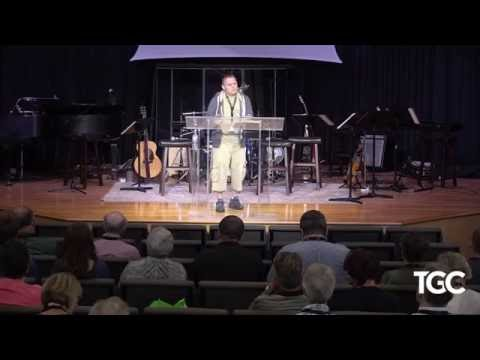 "2016 TGC Atlantic Session 2 - Mez McConnell - ""The Cup of God's Wrath"" - John 18"
