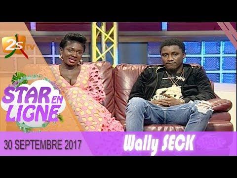 STAR EN LIGNE AVEC WALLY SECK DU 30 OCTOBRE 2017
