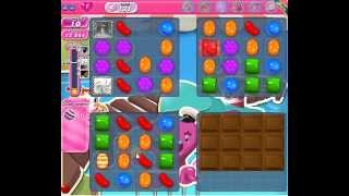 How to beat Candy Crush Saga Level 131 - 1 Stars - No Boosters - 46,550pts