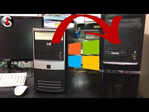 Как создать образ жесткого диска для переноса на другой компьютер