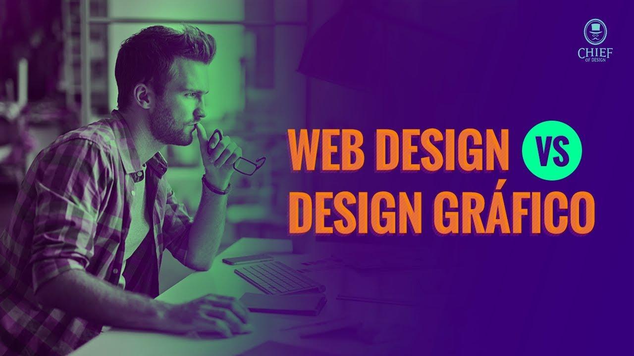 Web Design Vs Design Grafico O Que Faz Um Designer Grafico E Um Web Designer Youtube
