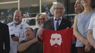 Nobel de la paz aboga por la libertad y la candidatura presidencial de Lula en Brasil