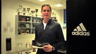 Fernando Redondo presenta adidas Boost.