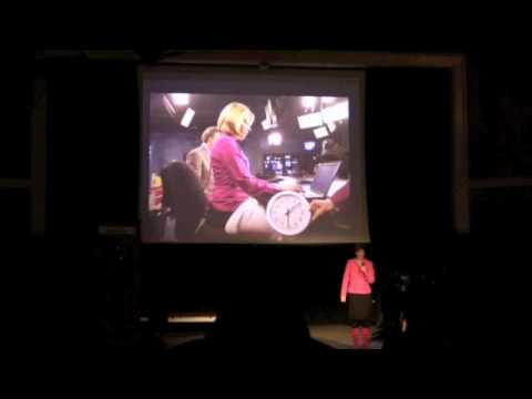 Ignite Raleigh 2: Elizabeth Gardner Day in the life of a meteorologist who gets up at 3am.