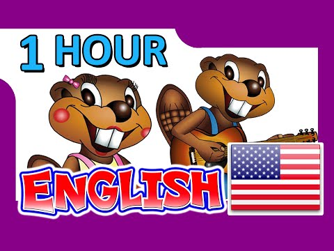 """English Level 1 DVD"" - 1 Hour, Learn to Speak English, Teach ESL, EFL, Kids Language School"