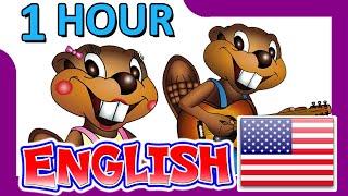 1 ''İngilizce Düzeyi DVD'' - 1 Saat, İngilizce, ESL, İNGİLİZCE, Çocuklar Dil okulunda Öğrenin