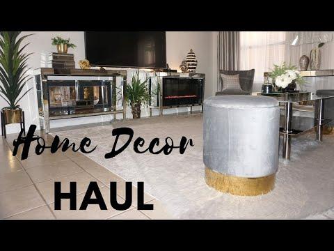 2019 NEW HOME DECOR HAUL || Interior Styling