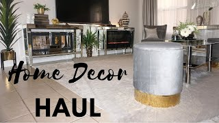 2019 NEW HOME DECOR HAUL || Interior Styling