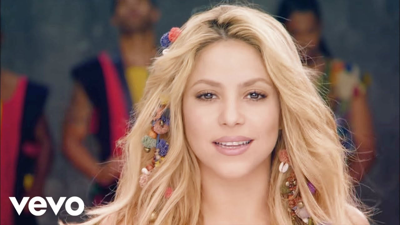 Shakira waka waka english spanish version lyrics translation