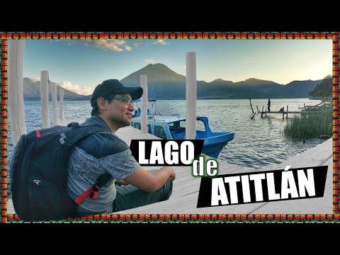 LAGO ATITLÁN ► Qué hacer en el LAGO más FAMOSO de Guatemala 🇬🇹🛳 | GT en 7 días #3