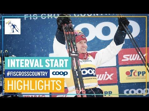 Bolshunov In Total Control | Men's 15 Km. F | Nove Mesto | FIS Cross Country