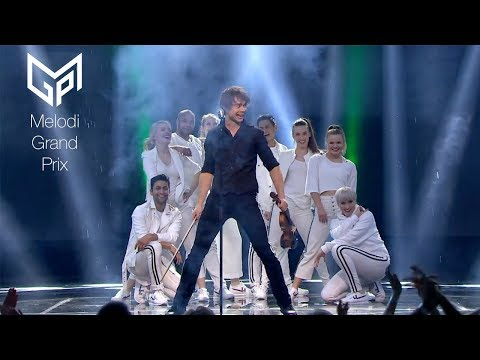 Alexander Rybak - Fairytale & That's How You Write A Song. Melodi Grand Prix 2019