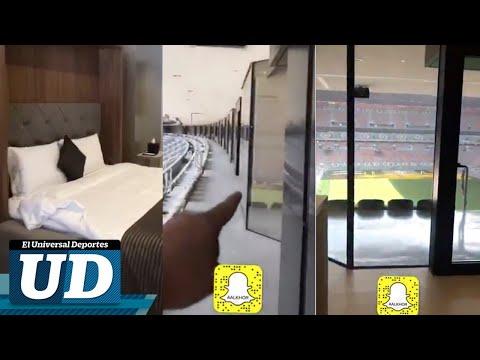 Estadio de Qatar 2022 contará con lujoso hotel con vista hacia la cancha