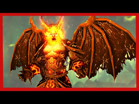 Is Burning Legion Behind Everything? - World of Warcraft Lore Discussion