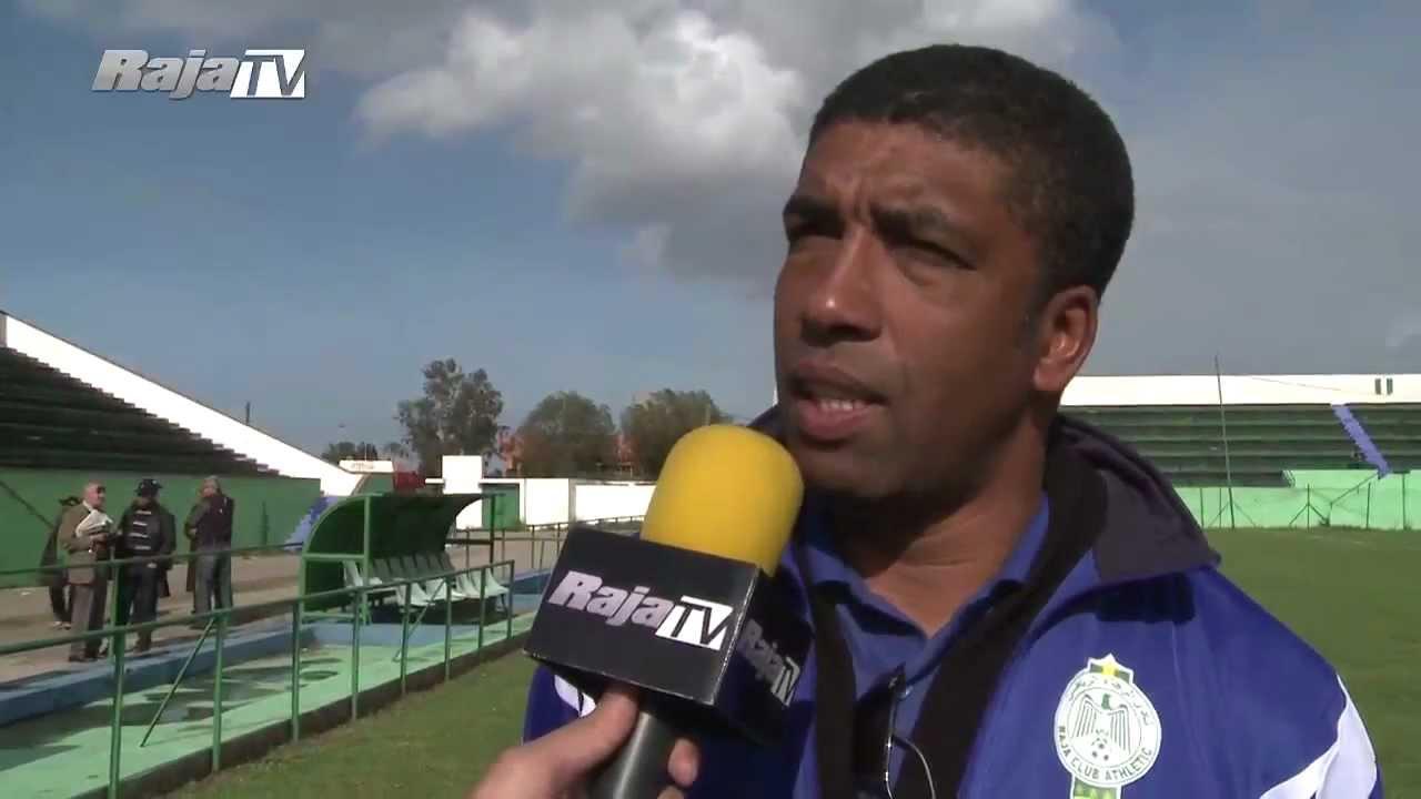 resume match rca espoir vs yousoufia-berrechid