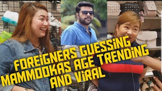 Mammootty Age Guess | Foreigners got surprised knowing his age|Tribute to mammooka