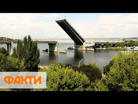 Уникальные разводные мосты