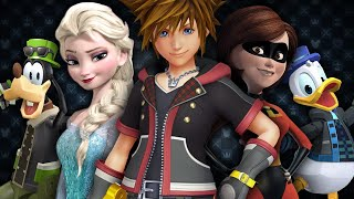 10 Worlds We Need To See In Kingdom Hearts III