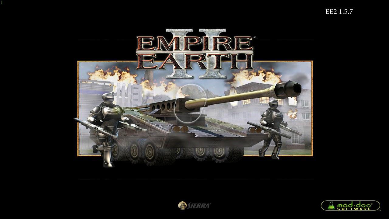 Ee2 Eu Empire Earth Ii Unofficial Patch 1 5 2020