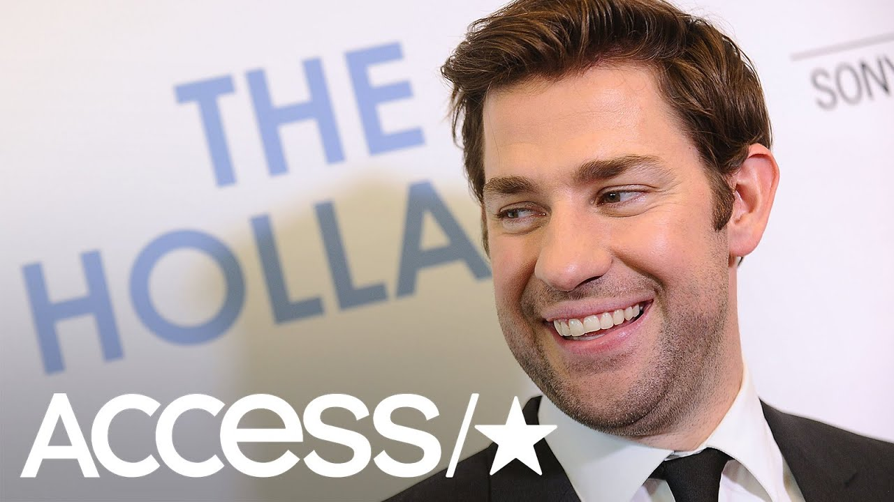 Download John Krasinski Is Down To Head Back To Dunder Mifflin For 'The Office' Reboot | Access