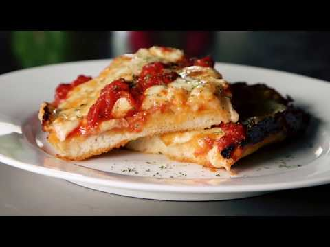 Making a Detroit-Style Pizza With Dough Balls