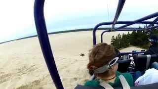 Sandland Tours Oregon Dune Ride  2014  HD