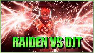 SonicFox - OD Raiden Matches Vs DJT 【Mortal Kombat 11】