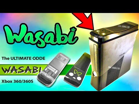 WASABI 360 O DESBLOQUEIO PARA XBOX 360 QUE VOCÊ NUNCA VIU NA SUA VIDA...