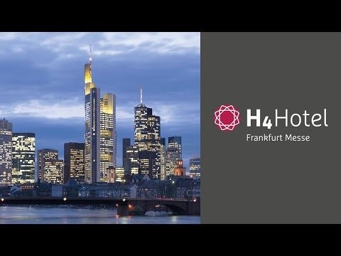 Hotel Frankfurt Messe - H4 Hotel Frankfurt Messe - Offizielle Webseite @h-hotels.com