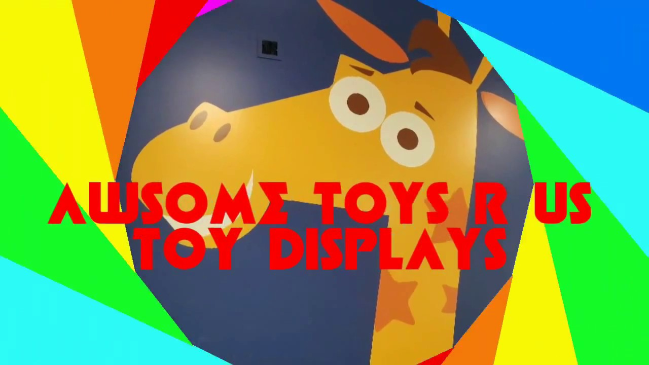 Rare toy displays from toys r us youtube rare toy displays from toys r us negle Choice Image