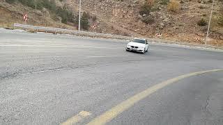 BMW 320 iED DRİFT YAPMA ÇABALARI :)