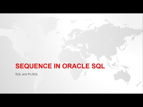 SEQUENCES IN ORACLE SQL WITH EXAMPLES (asc, desc, cycle, nocycle, cache, nocache)