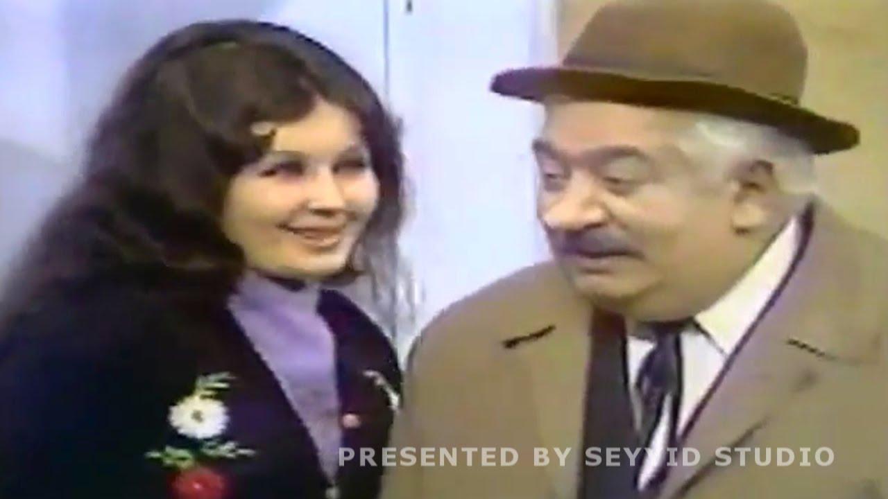 komediyalar aləminə səyahət. Molla Cəbi. (1980). SCS