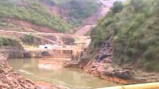 Barragem - Rio Jequitinhonha