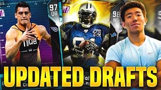 SUPER STACKED DRAFTS! DRAFT N' PLAY VS SAV! Madden 19 Draft Champions
