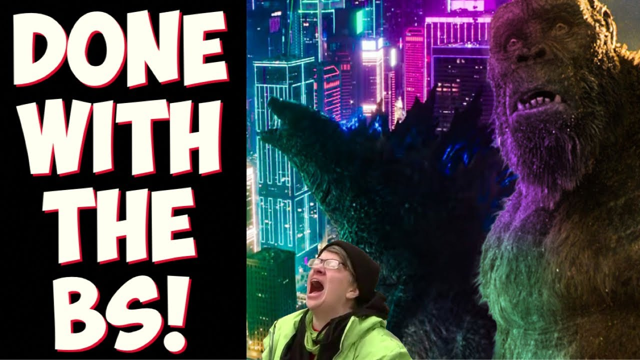 Here comes the PAIN! Godzilla Vs Kong STOMPS all over W0KE Hollywood again!