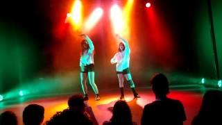 dance cover live 7 11 beyonc 1million studio coreography by yukie nya