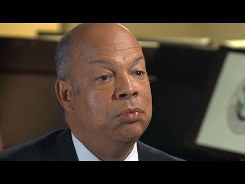 'This Week': DHS Secretary Jeh Johnson