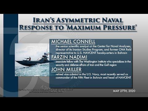 Iran's Asymmetric Naval Response to 'Maximum Pressure'