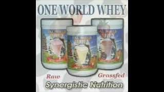 Tara Marie Segundo Fitness Expert On One World Whey Protein!