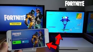 *Fortnite Mobile* Xbox/Ps4 login (LOGIN EXPIRED)