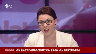 Natalia Morari: Cine Se Teme Mai Tare în Țara Lui Plahotniuc
