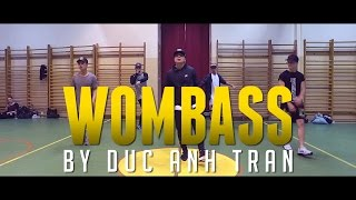 "Tiesto & Oliver Heldens ""Wombass"" Choreography by Duc Anh Tran"