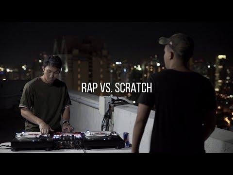 RAP VS. SCRATCH