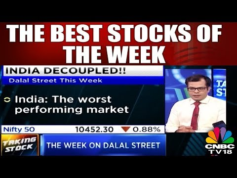TAKING STOCK | The Best Stocks of the Week | CNBC TV18