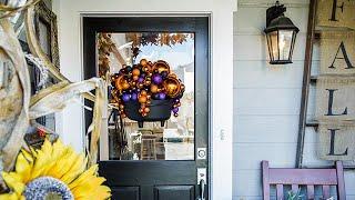 DIY Witch's Cauldron Door Hang - Home & Family