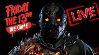 Transmissão ao vivo do PS4 friday the game o arrazador de grupos Jason X