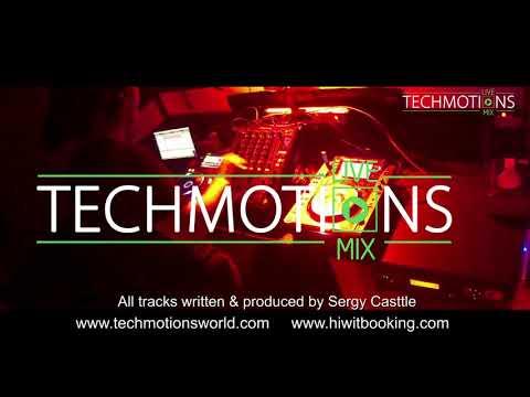 Sergy Casttle@T´spero Techno club